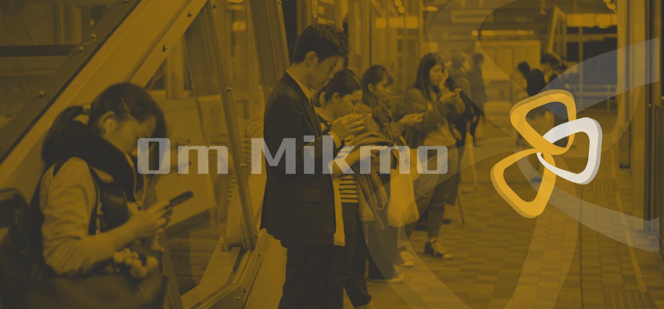 Featured billede Om Mikmo - Om Mikmo