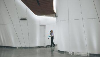 En ren arbejdsplads er vigtig for medarbejdernes trivsel