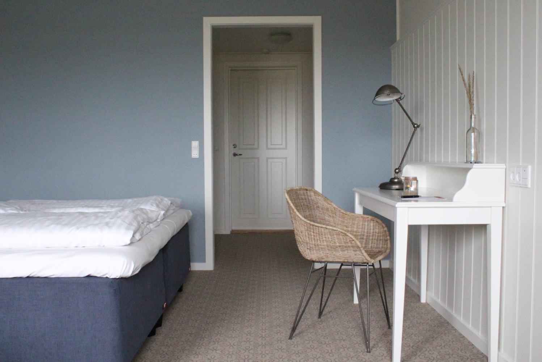 stilren indretning af badehotellet tambohus kro og badehotel et besoeg vaerd - Indretning er alfa og omega på et hotel