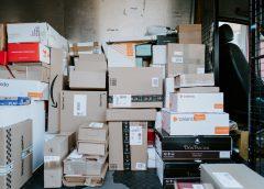 Udstyr kontoret og pakkeriet til julehandlen