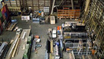 Flere fordele ved luftgummihjul til vogne på arbejdspladsen